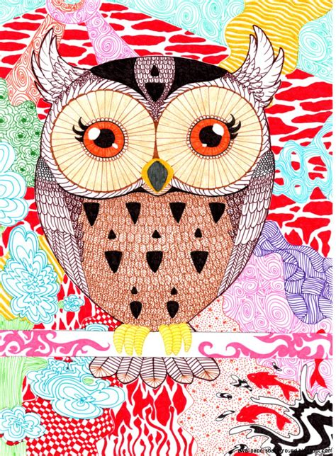 abstract owl wallpaper owl tumblr backgrounds wallpapers background