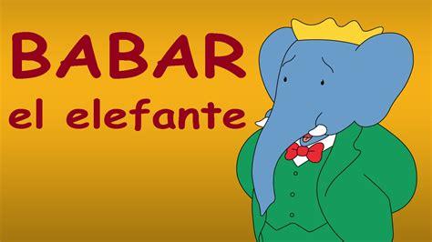 el viaje de babar babar el elefante cuentos infantiles jean de brunhoff youtube