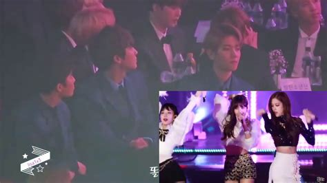 exo reaction to blackpink exo and bts reaction sohot lisa blackpink fanmade youtube
