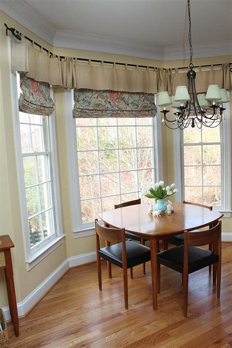 how to dress windows how to dress a bay window