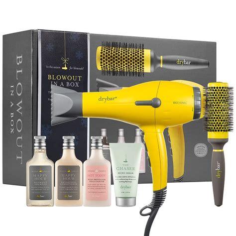 Sephora Mini Hair Dryer drybar blowout in a box sephora gifts giftsforher