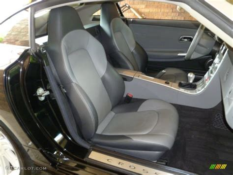 2004 Chrysler Crossfire Interior by 2004 Chrysler Crossfire Limited Coupe Interior Photo