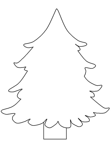 preschool coloring page of a tree christmas coloring pages for preschool the activity idea
