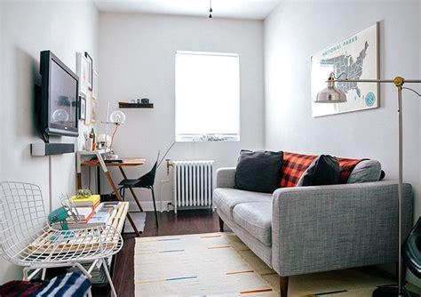 como decorar  living pequeno  tips  decorar
