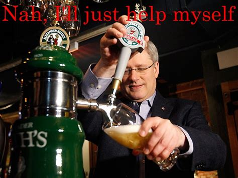 Obama Beer Meme - how i see the obama buying beer meme as a canadian x