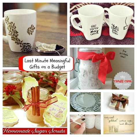 Meaningful Handmade Gifts - 114 best images about meaningful gifts on a budget on