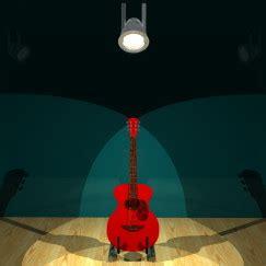 piedistallo chitarra primo progetto di grafica