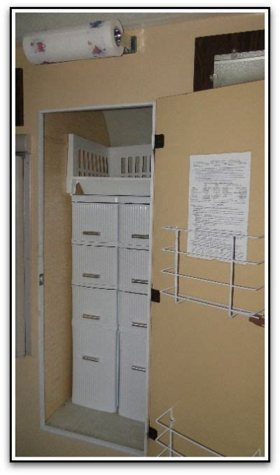 Rv Closet Doors Put Drawers In Your Closet To Hold More Gotta Use This One Happy Cer Rv Inside
