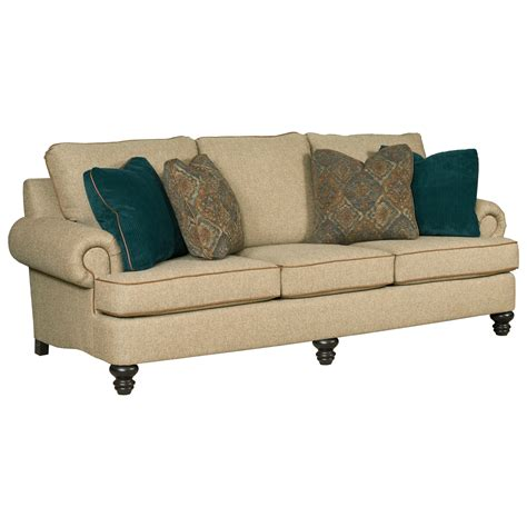 kincaid sofa reviews kincaid furniture avery traditional 94 quot grand sofa with