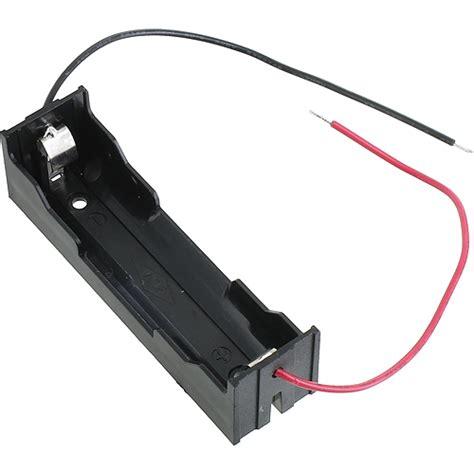 Battery Holder 3 7v 18650 18650 lithium cell 3 7v battery holder by xump