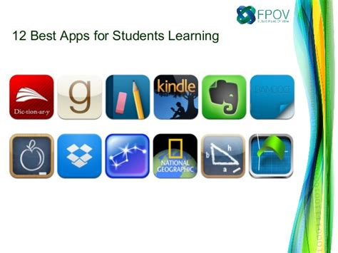 looking at learning apps in 12 best apps for students learning