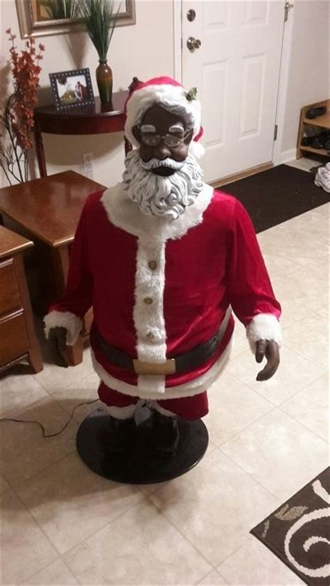 28 best size black santa claus 17 best images about