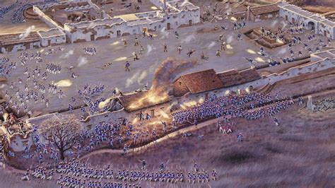 the siege of the alamo the siege and battle of the alamo day 13