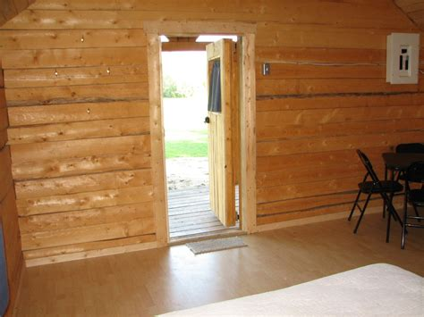 Asessippi Cabins by Large Cabin Interior 6 Asessippi Cground