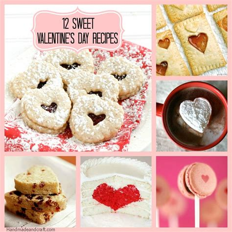 valentines recipes 12 sweet valentine s day recipes