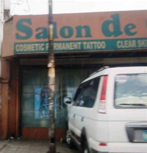 saloon de manila salon de manila quezon city