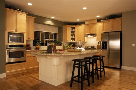 House Kitchen Interior Design Pictures Anime House Interior Decosee