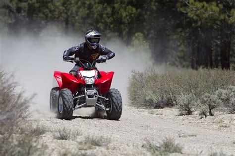Honda Trx250x by 2017 Honda Trx250x Se Review Top Speed Changes Price