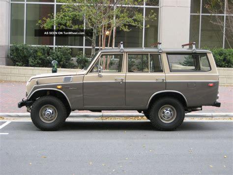 Toyota Fj55 1971 Toyota Land Cruiser Fj55 By Tlc Tlc4x4 Of California