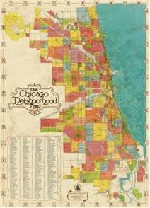 Neighborhoods In Chicago Map by Chicago Neighborhood Map Closed Sold It