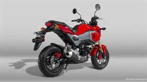 Honda Gron 2017 Honda Grom Picture 679122 Motorcycle Review Top