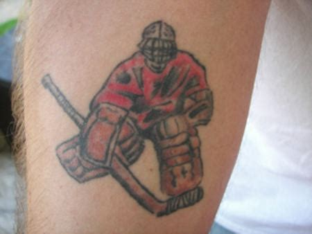 hockey tattoos designs ideas  meaning tattoos