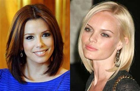haircut suited for 170 lbs oval face our favourite bob haircuts for round faces bob