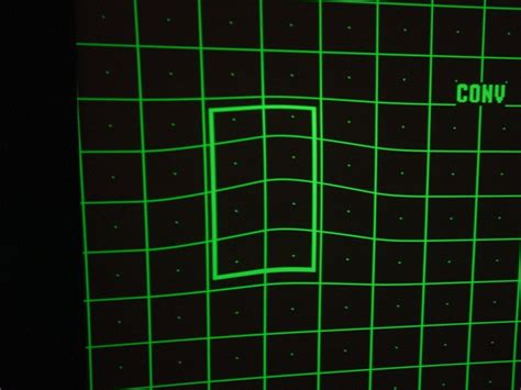 grid pattern on tv marquee anti banding mod