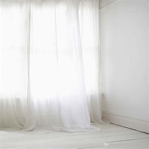 Bright White Curtains 2018 White Curtain Photography Backdrop For Wedding Bright Window Indoor Room Studio
