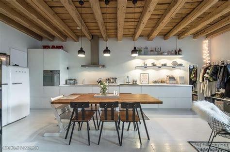 modern white meets warm wood   finnish apartment