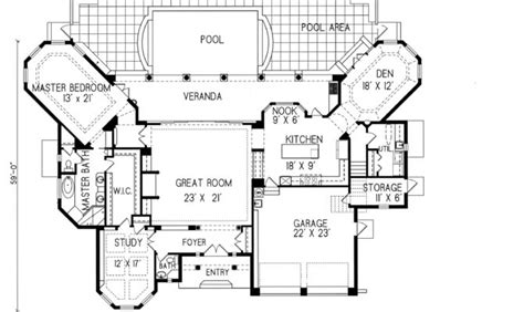 Period House Plans by Simple Period House Plans Placement Architecture Plans