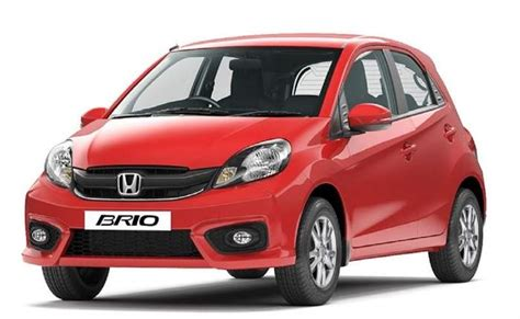 car price honda honda brio india price review images honda cars