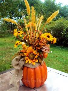 fall flowers centerpieces 34 faux flower fall arrangements for indoors and outdoors
