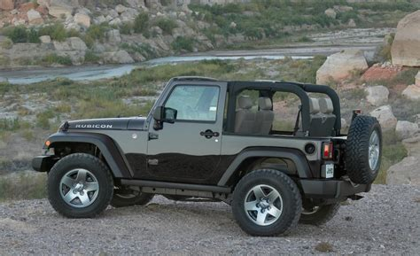 jeep wrangler 2010 car and driver