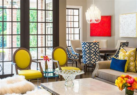 dramatic cobalt gold memorial home renovation