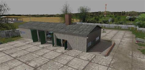 Ls 17 Werkstatt by Gdr Service V1 0 Farming Simulator 17 Fs17 Mods