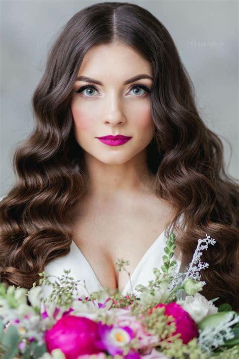 top 20 down wedding hairstyles for long hair deer pearl flowers 20 fabulous bridal hairstyles for long hair styles weekly