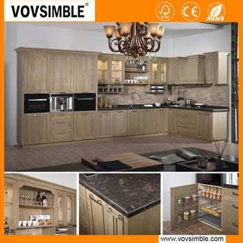 solid wood cabinets made in china solid wood kitchen cabinet with customized kitchen cabinet