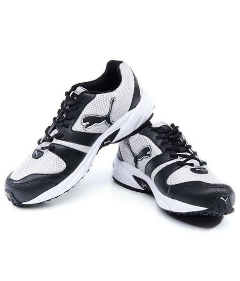 neptune white and black running shoes buy neptune white and black running shoes