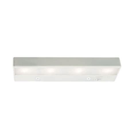Wac Lighting Ba Led4 Wt Ledme 12 Inch Under Cabinet White Wac Lighting Cabinet