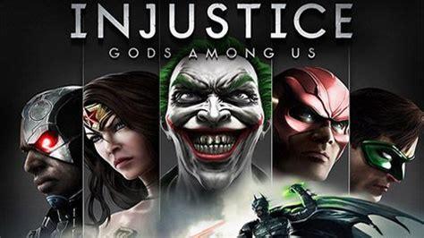 la injusticia injustice descargar injustice gods among us v2 5 1 para android