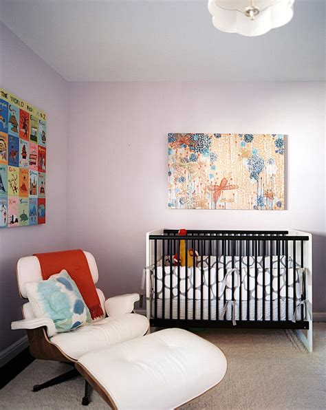 Modern Nursery Decor Five Nursery Themes With Whimsical Style