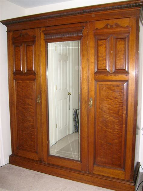 antique armoires sale french three door mahagony armoire for sale antiques com