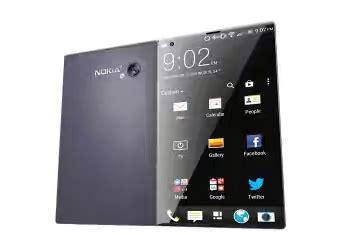 nokia 42 mp phone konsep nokia swan smartphone tablet dua layar kamera