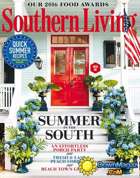 southern living annual recipes 2017 an entire year of recipes books southern living june 2016 187 pdf magazines