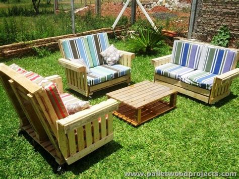 pallet furniture patio recycled pallet patio furniture plans pallet wood projects