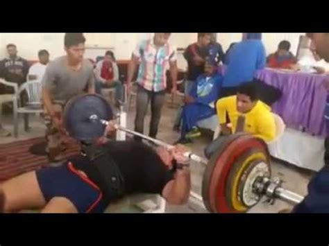 old man bench press 61 year old man press 125 kg bench press youtube