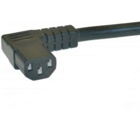 standard power cable m f l shaped