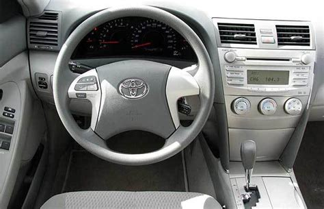 2011 Toyota Camry Le Interior by Car Review 2011 Toyota Camry Le Driving