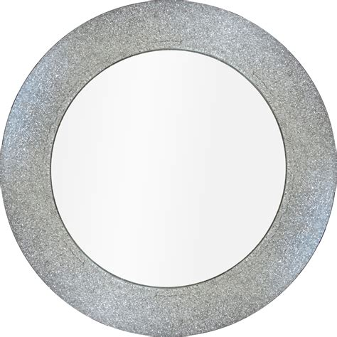 sparkle bathroom mirror silver glitter mirror potty concepts